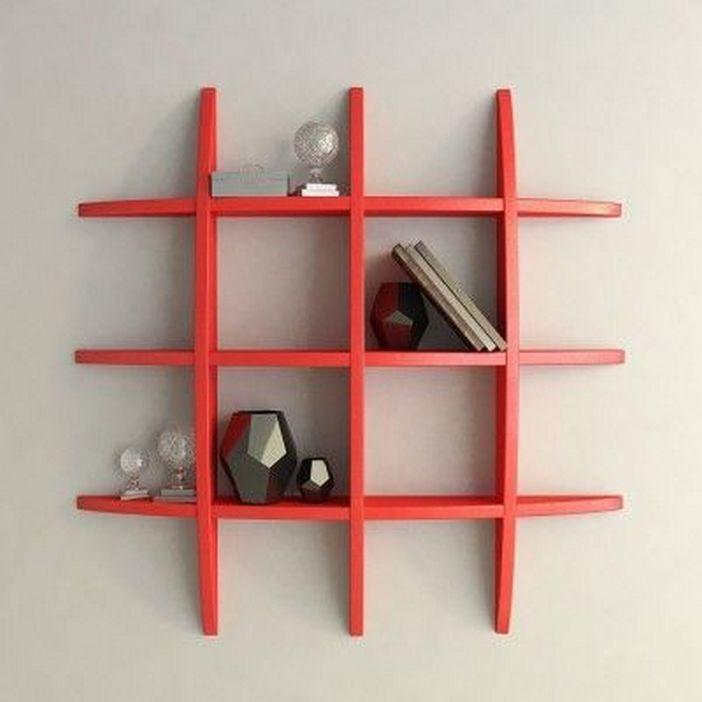 94 Wood Wall Shelves Designs That Inspire To Add To The Beauty Of Your Home Space 89