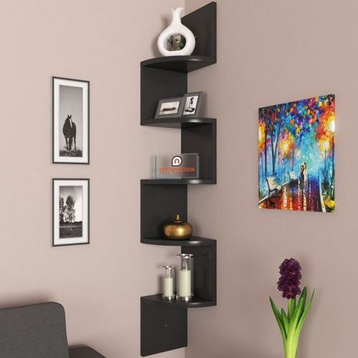94 Wood Wall Shelves Designs That Inspire To Add To The Beauty Of Your Home Space 9