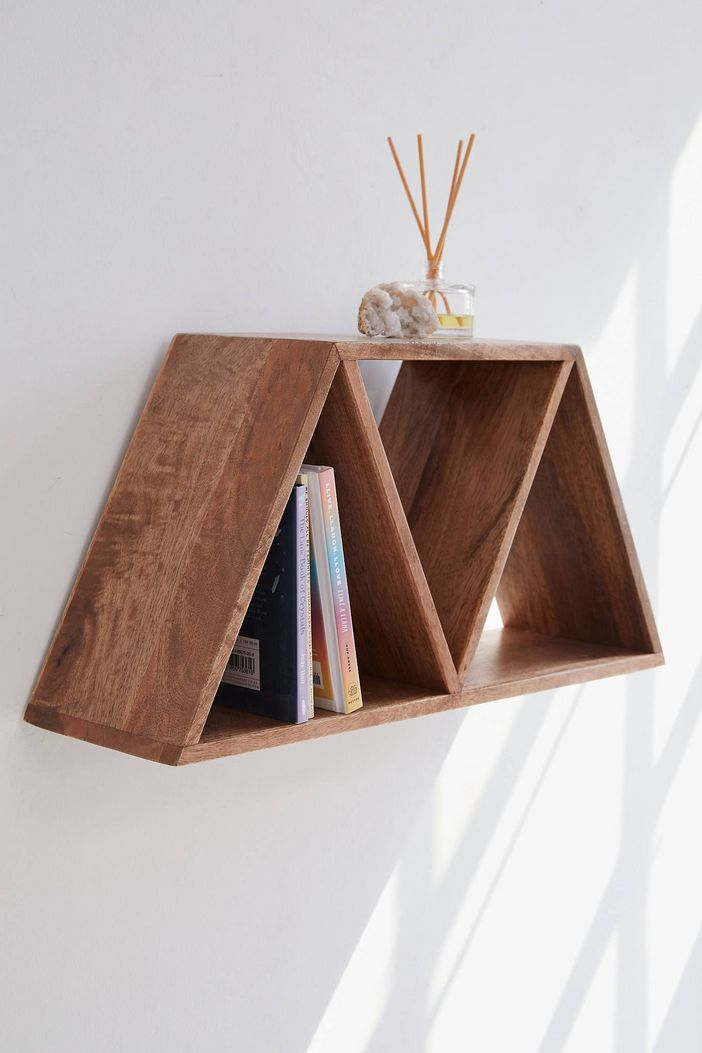 94 Wood Wall Shelves Designs That Inspire To Add To The Beauty Of Your Home Space 91