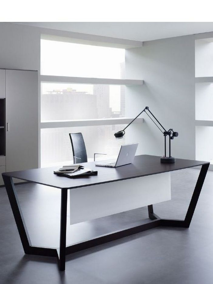 95 Modern Office Decorating Ideas With Inspiring Furniture To Add Style And Functionality To Your Workplace 17