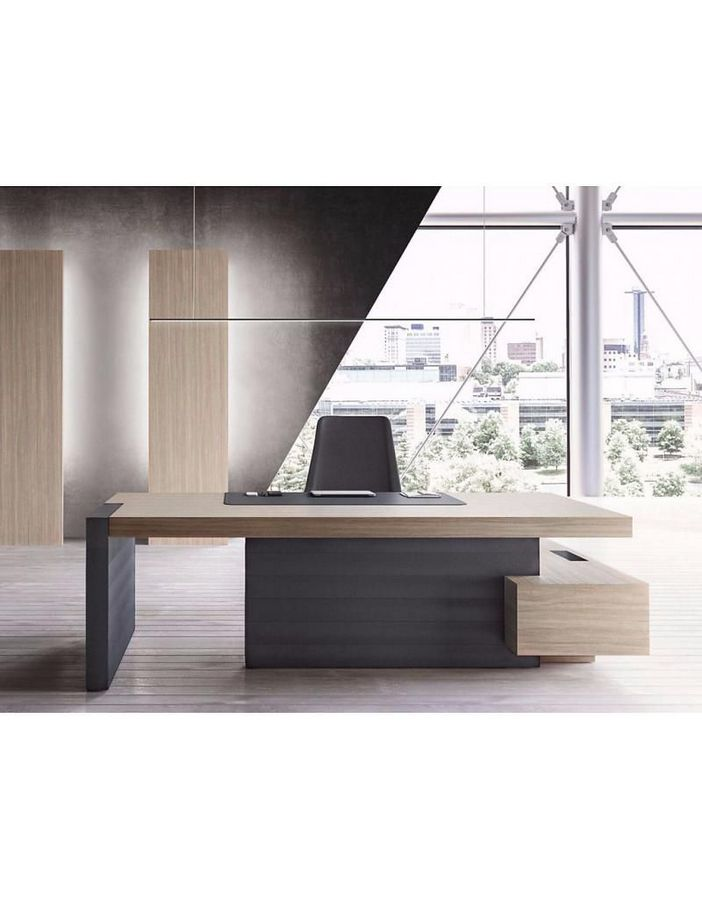 95 Modern Office Decorating Ideas With Inspiring Furniture To Add Style And Functionality To Your Workplace 2