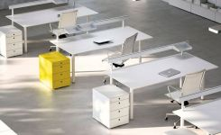 95 Modern Office Decorating Ideas With Inspiring Furniture To Add Style And Functionality To Your Workplace 24