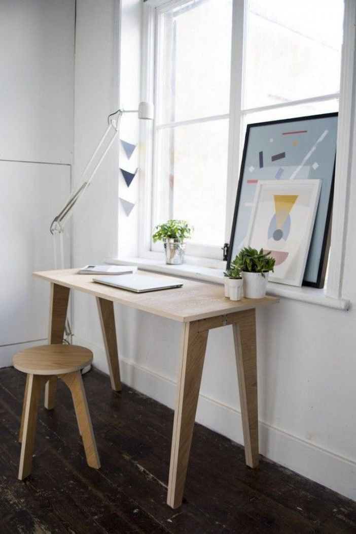 95 Modern Office Decorating Ideas With Inspiring Furniture To Add Style And Functionality To Your Workplace 5