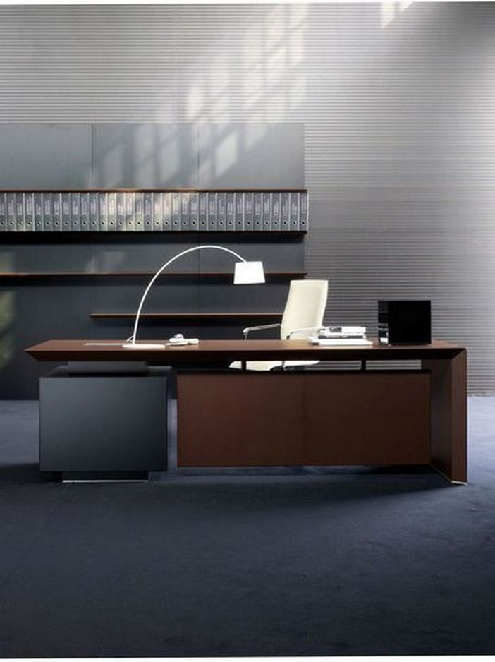 95 Modern Office Decorating Ideas With Inspiring Furniture To Add Style And Functionality To Your Workplace 59