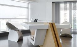 95 Modern Office Decorating Ideas With Inspiring Furniture To Add Style And Functionality To Your Workplace 91