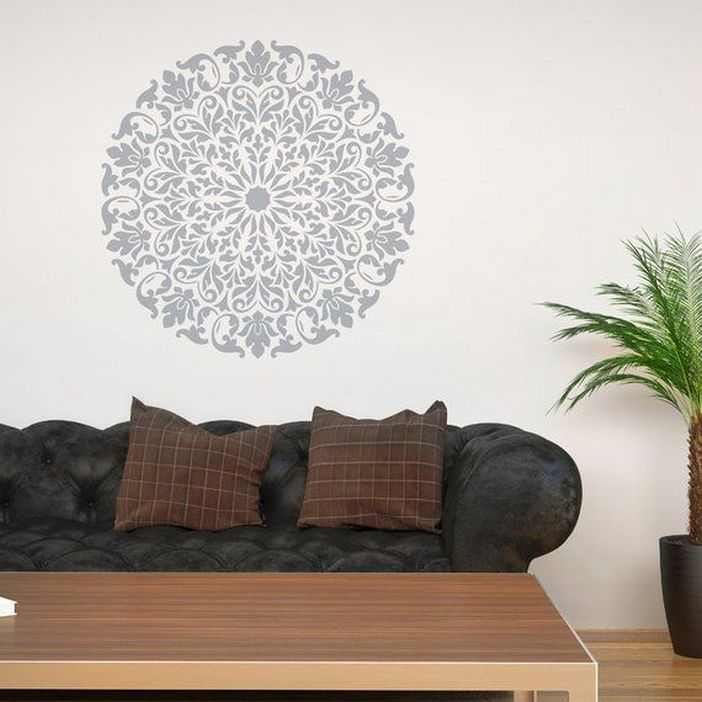 96 Modern Wall Decor Models That Make The Living Room Of Your House Come Alive 40