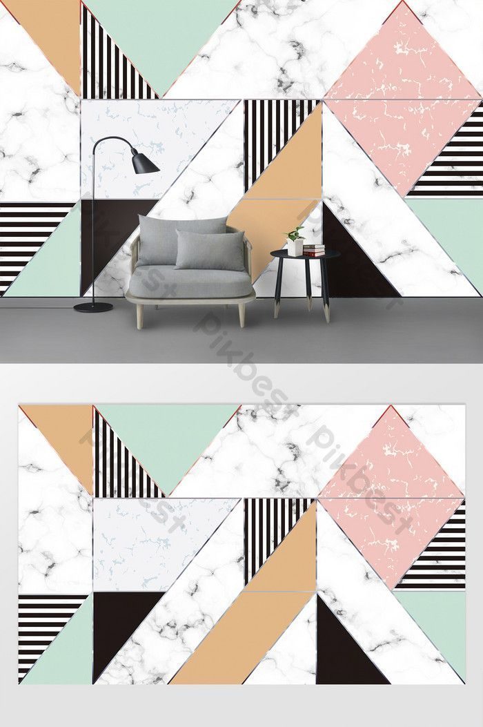96 Modern Wall Decor Models That Make The Living Room Of Your House Come Alive 50