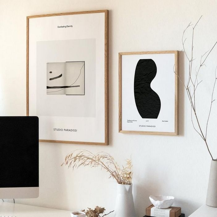 96 Modern Wall Decor Models That Make The Living Room Of Your House Come Alive 54