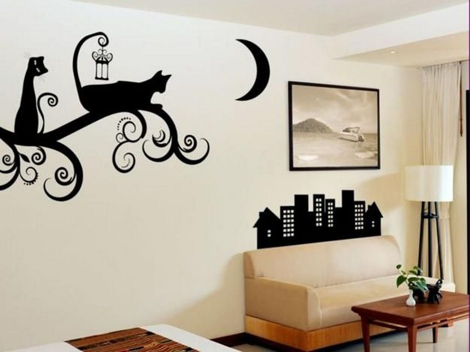 96 Modern Wall Decor Models That Make The Living Room Of Your House Come Alive 66