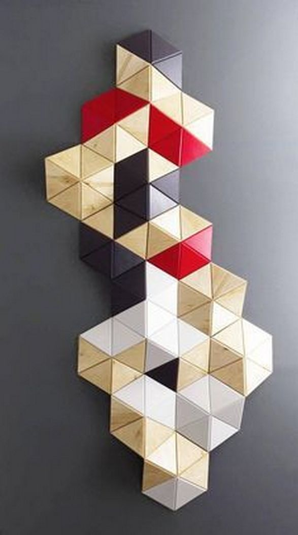 96 Modern Wall Decor Models That Make The Living Room Of Your House Come Alive 76