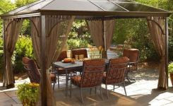 97 Great Patio Gazebo Canopy Design Ideas That Are Great For Replacing Your Gazebo Canopy 17
