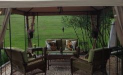 97 Great Patio Gazebo Canopy Design Ideas That Are Great For Replacing Your Gazebo Canopy 23
