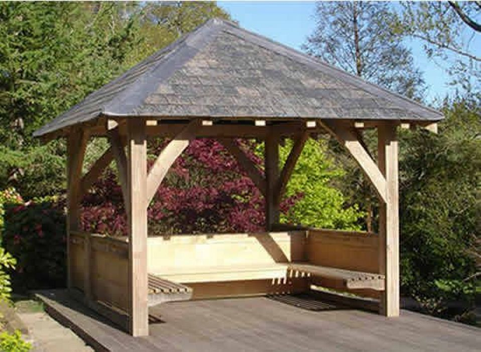 97 Great Patio Gazebo Canopy Design Ideas That Are Great For Replacing Your Gazebo Canopy 24