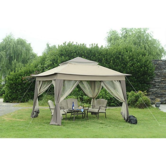 97 Great Patio Gazebo Canopy Design Ideas That Are Great For Replacing Your Gazebo Canopy 25