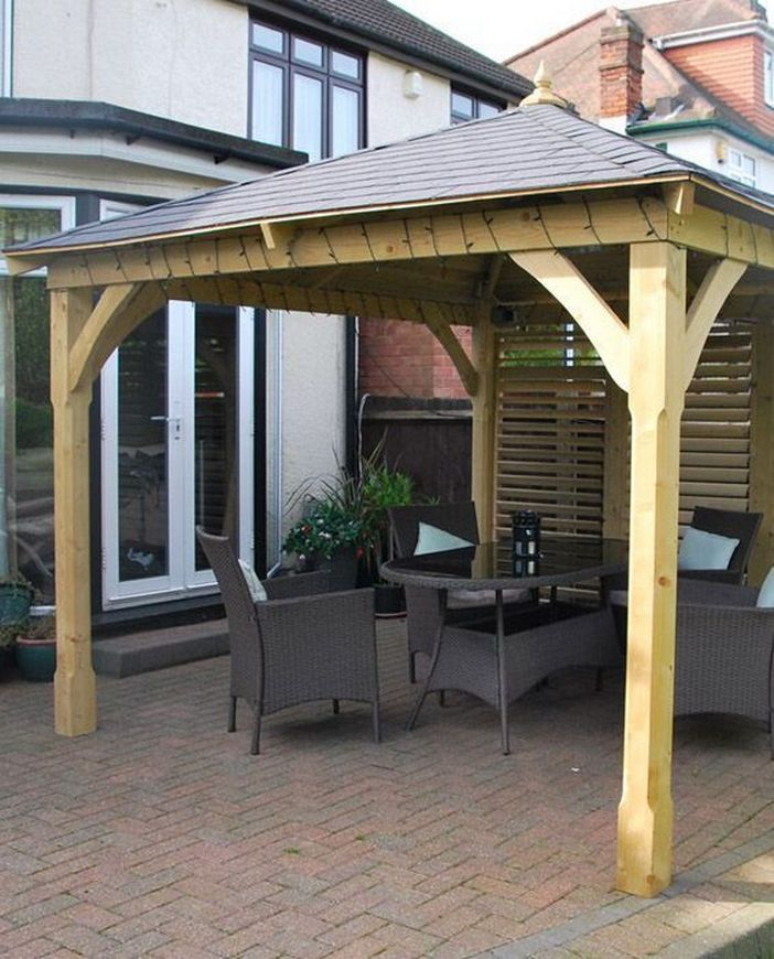 97 Great Patio Gazebo Canopy Design Ideas That Are Great For Replacing Your Gazebo Canopy 31