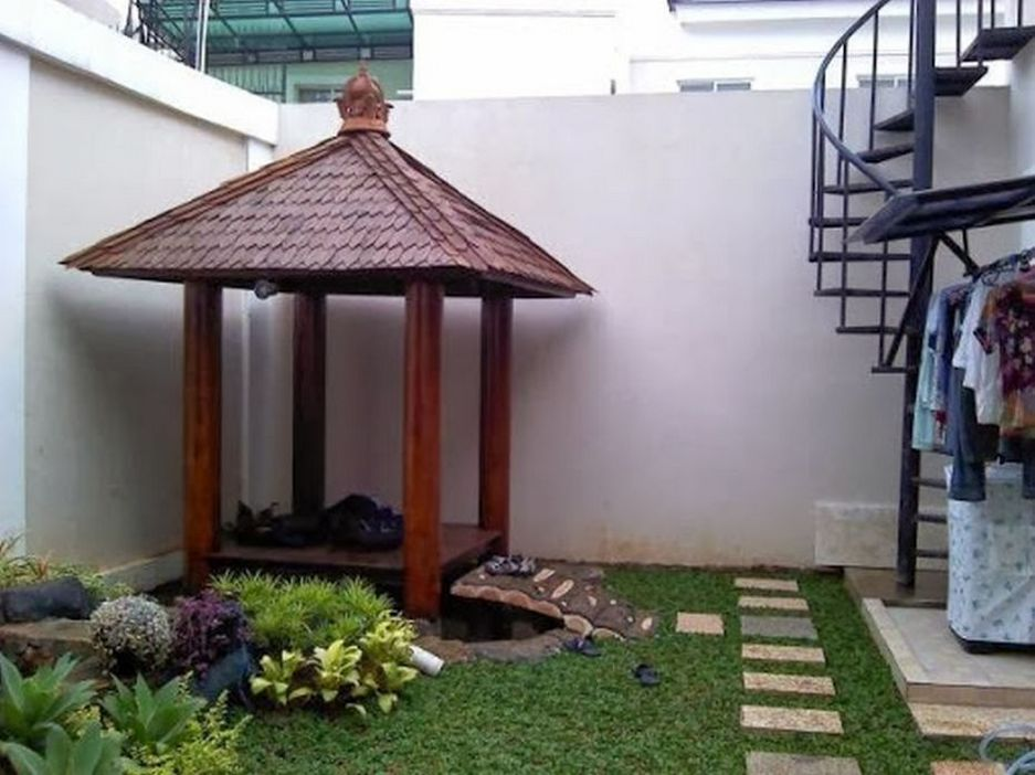 97 Great Patio Gazebo Canopy Design Ideas That Are Great For Replacing Your Gazebo Canopy 37