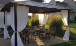 97 Great Patio Gazebo Canopy Design Ideas That Are Great For Replacing Your Gazebo Canopy 44