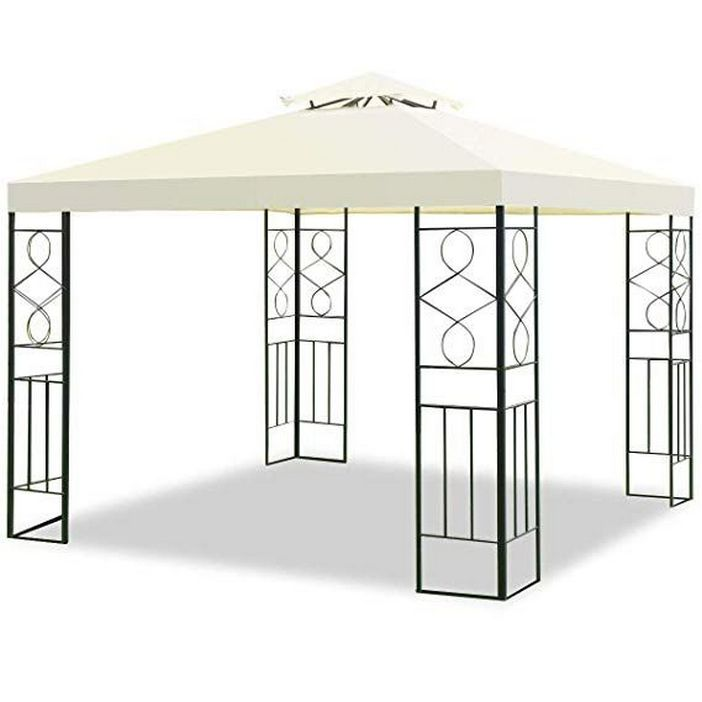 97 Great Patio Gazebo Canopy Design Ideas That Are Great For Replacing Your Gazebo Canopy 45