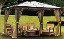 97 Great Patio Gazebo Canopy Design Ideas That Are Great For Replacing Your Gazebo Canopy 56