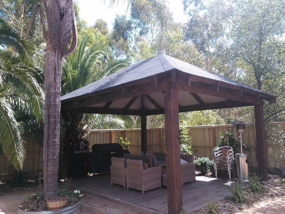 97 Great Patio Gazebo Canopy Design Ideas That Are Great For Replacing Your Gazebo Canopy 67