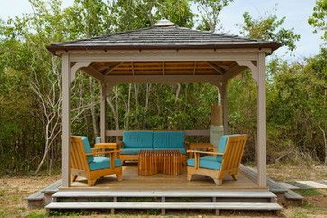97 Great Patio Gazebo Canopy Design Ideas That Are Great For Replacing Your Gazebo Canopy 88