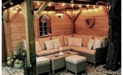 97 Great Patio Gazebo Canopy Design Ideas That Are Great For Replacing Your Gazebo Canopy 9