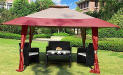 97 Great Patio Gazebo Canopy Design Ideas That Are Great For Replacing Your Gazebo Canopy 96