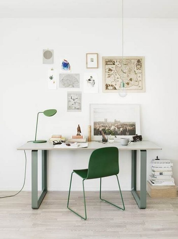 98 Perfect Home Office Decoration Models And Tips For Making Them 15