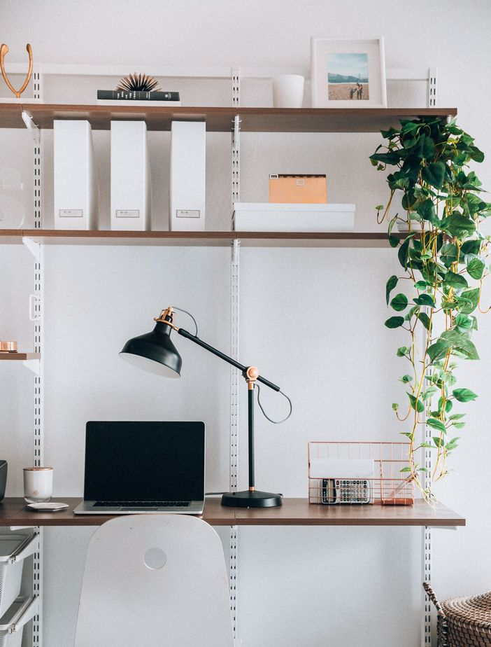 98 Perfect Home Office Decoration Models And Tips For Making Them 29