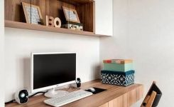 98 Perfect Home Office Decoration Models And Tips For Making Them 60