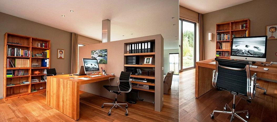 98 Perfect Home Office Decoration Models And Tips For Making Them 61