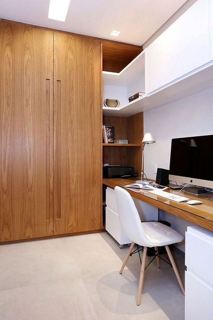 98 Perfect Home Office Decoration Models And Tips For Making Them 9