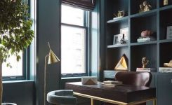 98 Perfect Home Office Decoration Models And Tips For Making Them 92