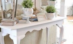87 Ideas For Sofa Table Decorations And The Best Ways To Use Them 84