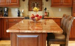 92 Models Of Cherry Kitchen Cabinets Are A Classic Alternative Choice To Meet Your Home Decor 27