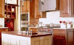 92 Models Of Cherry Kitchen Cabinets Are A Classic Alternative Choice To Meet Your Home Decor 56