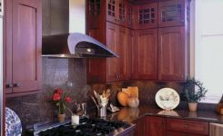 92 Models Of Cherry Kitchen Cabinets Are A Classic Alternative Choice To Meet Your Home Decor 66