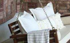 71 Beautiful Swing Models For Your Front Or Back Porch 30