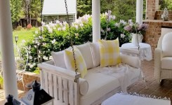 71 Beautiful Swing Models For Your Front Or Back Porch 50