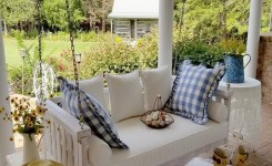 71 Beautiful Swing Models For Your Front Or Back Porch 6