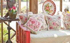 71 Beautiful Swing Models For Your Front Or Back Porch 64