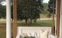 71 Beautiful Swing Models For Your Front Or Back Porch 65