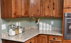 Bailey S Cabinets Haas Signature Collection Rustic Hickory On Rustic Hickory Kitchen Cabinets Of Rustic Hickory Kitchen Cabinets 1