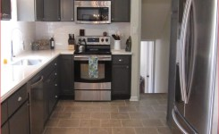 Dark Gray Brown Kitchen Cabinets You May Want To Think On Black And Grey Kitchen Of Black And Grey Kitchen