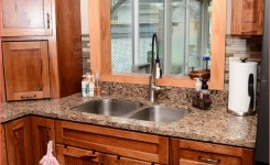 Haas Signature Rustic Hickory Pecan On Rustic Hickory Kitchen Cabinets Of Rustic Hickory Kitchen Cabinets