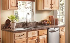 Pin On Neat Kitchen And Dining Ideas On Rustic Hickory Kitchen Cabinets Of Rustic Hickory Kitchen Cabinets