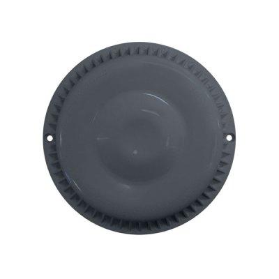 Afras ABF 64 Anti Vortex Dark Gray Drain Cover 11064DKGY