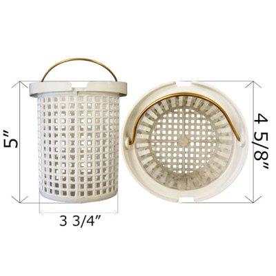 Aladdin American Products 390006 Dura Glass Pump Basket B-106 P-3S