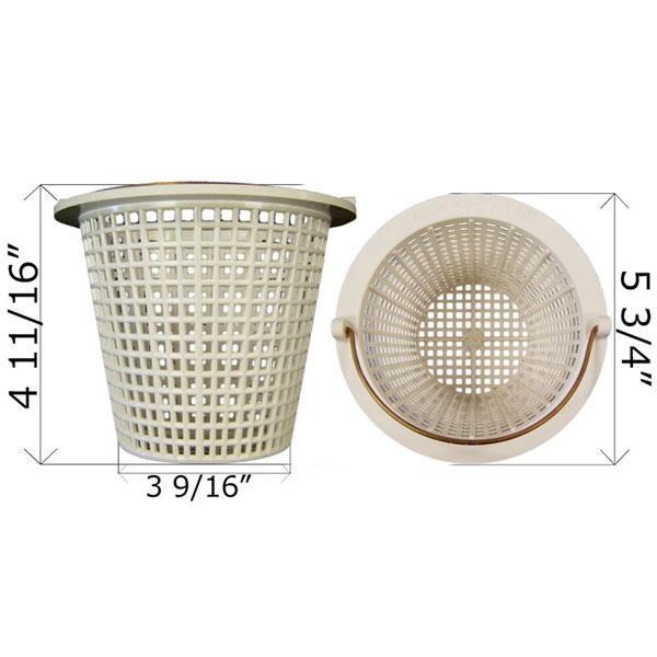 Aladdin Purex Eastside Pump 6in Tapered Basket 072814 S01600 B-36 P-4