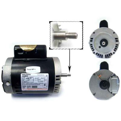 Americana Pump I & II Replacement Motor 1.0 HP B128